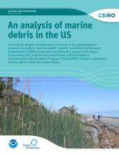 An Analysis of Marine Debris in the U.S.