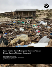 Cover of the Texas Emergency Response Guide